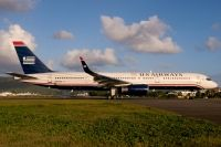 Photo: US Airways, Boeing 757-200, N200UU
