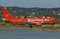 Photo: Sterling Airways, Boeing 737-700, OY-MRR