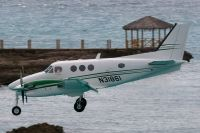 Photo: Untitled, Beech King Air, N31861