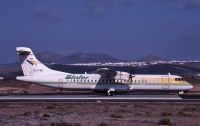 Photo: Binter Canarias, ATR ATR 72, EC-FKQ