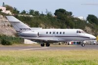 Photo: Flight Options, Raytheon Hawker 800XP, N791TA