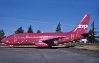 Photo: Zip Air, Boeing 737-200, C-FHCP