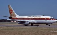 Photo: Continental Airlines, Boeing 737-200, N14246