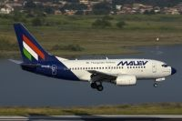 Photo: Malev - Hungarian Airlines, Boeing 737-600, HA-LOF