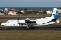 Photo: Flugfélag Íslands (Air Iceland), Fokker F50, TF-JMT