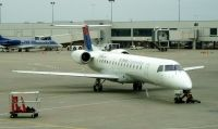 Photo: Delta Connection, Embraer EMB-145, N854MJ
