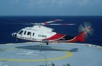 Photo: National Helicopter Services, Sikorsky S-76, 9Y-NHS