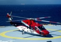 Photo: National Helicopter Services, Sikorsky S-76, 9Y-ERA