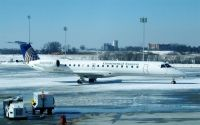 Photo: Continental Express, Embraer EMB-145, N19966