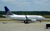 Photo: Continental Airlines, Boeing 737-500, N14628