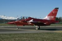 Photo: Untitled, Aermacchi M-346, X-617