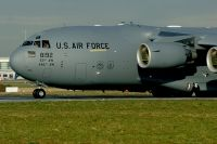 Photo: United States Air Force, McDonnell Douglas C-17A Globemaster III, 8192