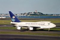 Photo: Saudi Arabian Airlines, Boeing 747SP, HZ-AIF
