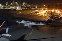 Photo: US Airways, Boeing 737-400, N446US