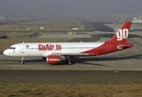 Photo: GoAir, Airbus A320, VT-WAF