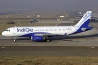 Photo: IndiGo, Airbus A320, VT-INP