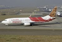 Photo: Air India Express, Boeing 737-800, VT-SXF