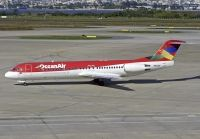 Photo: Ocean Air, Fokker F100, PR-OAU