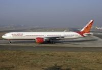 Photo: Air India, Boeing 777-300, VT-ALL