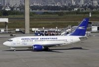 Photo: Aerolineas Argentinas, Boeing 737-500, LV-BAT