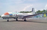 Photo: Bismillah Airlines, Hawker Siddeley HS-748, S2-ADW