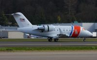 Photo: United States Coast Guard, Canadair Challenger, 02