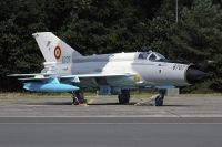 Photo: Romanian Air Force, MiG MiG-21, 6707