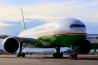 Photo: EVA Air, Boeing 777-300, B-16716