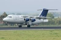 Photo: Blue1, British Aerospace RJ-85, OH-SAK