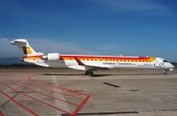 Photo: Air Nostrum, Canadair CRJ Regional Jet, EC-JZS