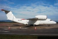 Photo: Enimex, Antonov An-72