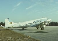 Photo: Untitled, Douglas DC-3, CP-1020