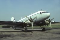 Photo: Clyde Air Surveys, Douglas C-47, G-ALWC