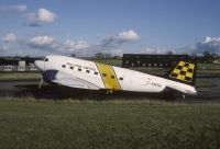 Photo: Harvest Air, Douglas C-47, G-AMYJ