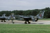 Photo: Royal Air Force, Sepecat Jaguar, XZ373