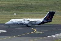Photo: Brussels Airlines, Avro RJ-85 Avroliner, OO-DJQ