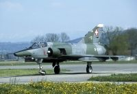Photo: Swiss Air Force, Dassault Mirage III, R-2117