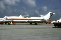 Photo: First Air, Boeing 727-200, C-FIFA