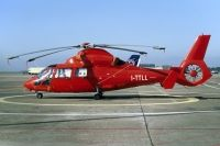 Photo: Soc Aermarche Spa, Aerospatiale Dauphin, I-TTLL
