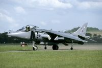 Photo: Royal Air Force, Hawker Siddeley Harrier, ZD461