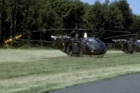 Photo: Belgium - Army, Sud Aviation SA-318 Alouette II, A22