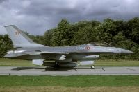 Photo: Denmark - Air Force, General Dynamics F-16, E-004