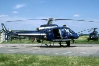 Photo: France - Gendarmerie, Aerospatiale Ecureuil, 1952