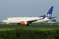 Photo: Scandinavian Airlines - SAS, Boeing 737-700, LN-RRB
