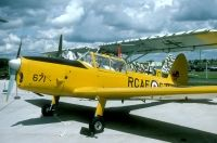 Photo: Royal Canadian Air Force, De Havilland Canada DHC-1 Chipmunk, 671