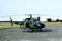 Photo: Denmark - Army, Aerospatiale AS550 Fennec, P-275