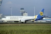 Photo: Air Ukraine, Boeing 737-400, UR-GAA