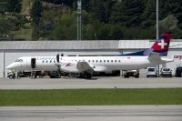 Photo: Darwin Airline, Saab 2000, HB-IZW