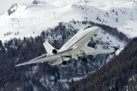 Photo: NetJets, Dassault Falcon 2000, CS-DLH