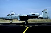 Photo: United States Air Force, Fairchild A-10A Thunderbolt, 82-0655